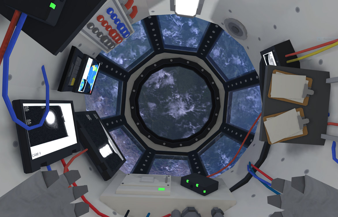 Visit the Space Station